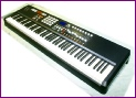 Akai MPK88 right