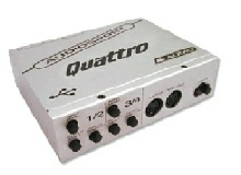 M-Audio Quattro